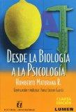 Portada de DESDE LA BIOLOGIA A LA PSICOLOGIA