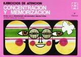 Portada de EJERCICIOS DE ATENCION, CONCENTRACION Y MEMORIZACION