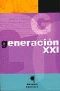 Portada de GENERACION XXI