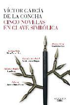 Portada de CINCO NOVELAS EN CLAVE SIMBÓLICA (EBOOK)