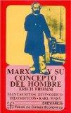 Portada de MARX Y SU CONCEPTO DEL HOMBRE