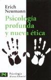 Portada de PSICOLOGIA PROFUNDA Y NUEVA ETICA