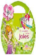 Portada de EL MALETI DE LES JOIES LILI CHANTILLY