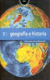 Portada de GEOGRAFÍA E HISTORIA 1º ESO. LIBRO GUÍA DEL PROFESORADO. CONTIENE DISQUETTE CON PROYECTO CURRICULAR