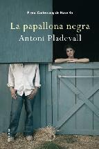Portada de LA PAPALLONA NEGRA (EBOOK)