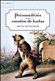 Portada de PSICOANALISIS DE LOS CUENTOS DE HADAS