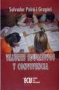 Portada de VALORES EDUCATIVOS Y CONVIVENCIA
