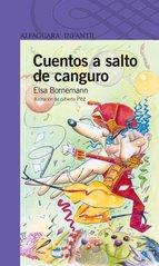 Portada de CUENTOS A SALTO DE CANGURO (EBOOK)