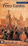 Portada de LA CORTE DE CARLOS IV