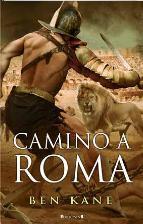 Portada de CAMINO A ROMA (EBOOK)