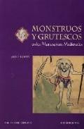Portada de MONSTRUOS Y GRUTESCOS