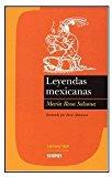 Portada de LEYENDAS MEXICANAS