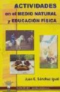 Portada de ACTIVIDADES EN EL MEDIO NATURAL Y EDUCACION FISICA