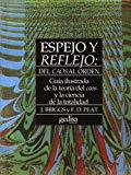 Portada de ESPEJO Y REFLEJO: DEL CAOS AL ORDEN. GUIA ILUSTRADA DE LA TEORIA DEL CAOS Y LA CIENCIA DE LA TOTALIDAD