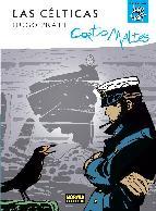 Portada de CORTO MALTES: LES CELTIQUES