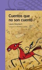 Portada de CUENTOS QUE NO SON CUENTO (EBOOK)