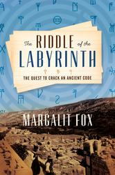 Portada de THE RIDDLE OF THE LABYRINTH