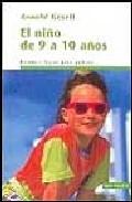 Portada de EL NIÑO DE 9 A 10 AÑOS