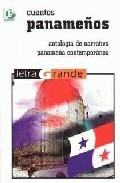 Portada de CUENTOS PANAMEÑOS: ANTOLOGIA DE NARRATIVA PANAMEÑA CONTEMPORANEA