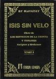 Portada de ISIS SIN VELO. TOMO 1
