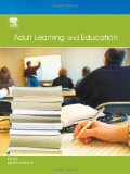 Portada de ADULT LEARNING AND EDUCATION