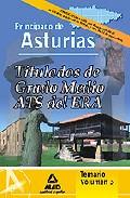 Portada de TITULADOS DE GRADO MEDIO/ATS DEL ERA  TEMARIO VOLUMEN III