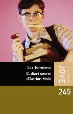 Portada de EL DIARI SECRET D'ADRIAN MOLE (EBOOK)