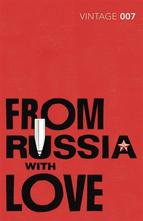 Portada de FROM RUSSIA WITH LOVE