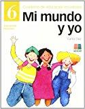 Portada de MI MUNDO Y YO 6. CUADERNO DE EDUCACION EN VALORES