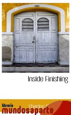 Portada de INSIDE FINISHING