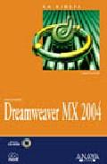 Portada de DREAMWEAVER MX 2004