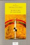Portada de EL ARCO IRIS DE GRAVEDAD