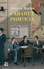 Portada de CABARET POMPEYA (EBOOK)