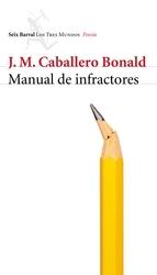 Portada de MANUAL DE INFRACTORES