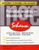 Portada de PROBLEMAS RESUELTOS DE MECANICA DE FLUIDOS