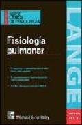 Portada de FISIOLOGIA PULMONAR