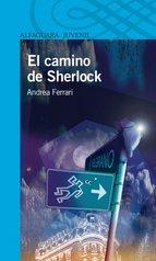 Portada de EL CAMINO DE SHERLOCK (EBOOK)