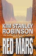Portada de RED MARS