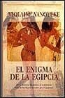 Portada de EL ENIGMA DE LA EGIPCIA