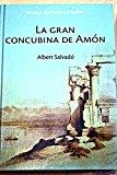 Portada de LA GRAN CONCUBINA DE AMÓN