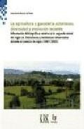 Portada de LA AGRICULTURA Y LA GANADERIA ASTURIANAS