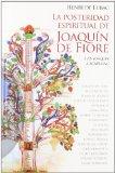 Portada de POSTERIDAD ESPIRITUAL DE JOAQUIN DE FIORE I - DE JOAQUIN A SCHELLING