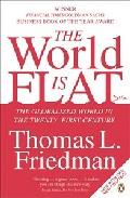 Portada de WORLD IS FLAT: THE GLOBALIZED WORLD IN THE TWENTY-FIRST CENTURY