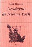 Portada de CUADERNO DE NUEVA YORK
