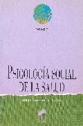 Portada de PSICOLOGIA SOCIAL DE LA SALUD
