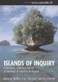 Portada de ISLANDS OF INQUIRY: COLONISATION, SEAFARING AND THE ARCHAEOLOGY OF MARITIME LANDSCAPES