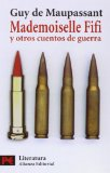 Portada de MADEMOISELLE FIFI Y OTROS CUENTOS DE GUERRA