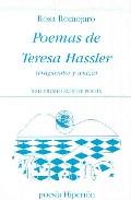 Portada de POEMAS DE TERESA HASSLER: FRAGMENTOS Y CENIZA