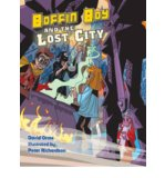 Portada de [( BOFFIN BOY AND THE LOST CITY: V. 8 )] [BY: DAVID ORME] [MAR-2007]