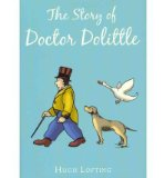 Portada de [THE STORY OF DOCTOR DOLITTLE] [BY: HUGH LOFTING]